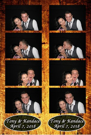 Ton y and Kandace's Wedding 4-7-18
