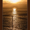 Solnedgang sett fra  Fugløykalven Fyr