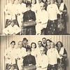 T0001R.K.Toneelgroep St.Cæcilia: Tropenadel, 27-11-1945<br /> <br /> 01Piet van der Zwet<br /> 02Nel Blom<br /> 03Piet van de Kraan<br /> 04Jo Bisschops<br /> 05Henk Vrijburg<br /> 06Henk Berg<br /> 07Esther van der Geest<br /> 08Freek Homan jr<br /> 09Meneer Driessen<br /> 10Annie  Bontje <br /> 11Bets Vrijburg<br /> 12Corrie Burgmeijer