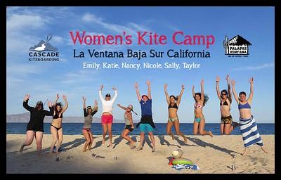 2015 Womens Kite Camp