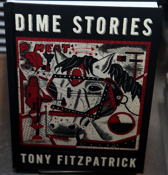 Tony Fitzpatrick Book Signing