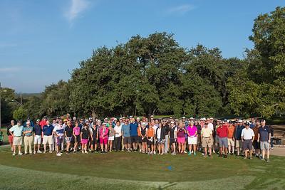Tony Foundation Drive Away Cancer Golf Tournament
