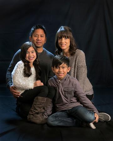 Tony, Heather, Aidan and Nadia