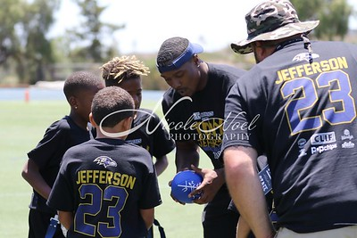 Tony Jefferson Skills Camp  6-2-2018
