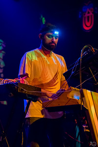 October 5, 2016 Animal Collective at the Old National Centre in Indianapolis, Indiana.                    ©Vasquez Photography