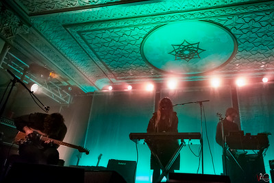 August 16, 2016 Live Nation & MOKB Present Beach House at the Old National Centre in Indianapolis, Indiana.