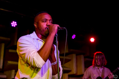 July 7, 2017 Durand Jones & The Indications at the Hi-Fi Indy. Photos by Tony Vasquez.