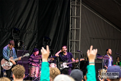 Local Natives at the Boom Stage