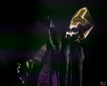 June 14, 2017 Ghost at the Louisville Palace in Louisville, Kentucky.  Photo by Tony Vasquez