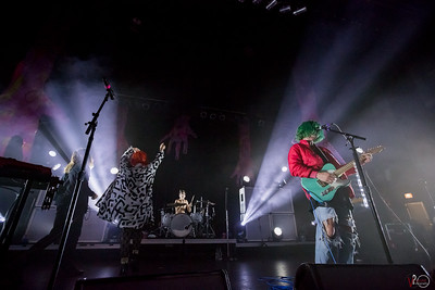 October 25, 2016 Muna at the Egyptian Room at Old National Centre in Indianapolis, IN. 📸:Vasquez Photography
