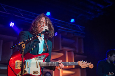LUNA music & MOKB Present Kevin Morby with Special Guest Hand Habits at HI-FI Indy. Photo by Tony Vasquez