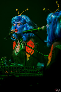 October 31, 2016 Lucuis & Cactus Blossoms Halloween Party at Headliners Music Hall in Louisville, KY.