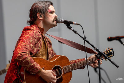 Sean Barna at the TCU Amphitheater at White River State Park Indianapolis, IN August 17, 2021. Photo by Tony Vasquez