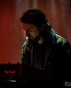 December 21, 2017 WTTS Christmas Can Concert with The War on Drugs at the Vogue Theatre in Indianapolis, IN.
