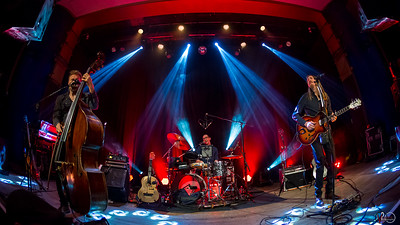 April 19, 2018 MOKB Presents The Wood Brothers at The Vogue Theatre in Indianapolis, Indiana. Photo by Tony Vasquez.