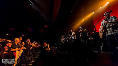 September 17, 2014 Trampled by Turtles at the Old National Centre in Indianapolis, IN
