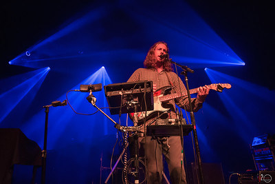 July 10, 2018 White Cliffs opening for STS9 at the Old National Center in Indianapolis, Indiana. Photo by Tony Vasquez