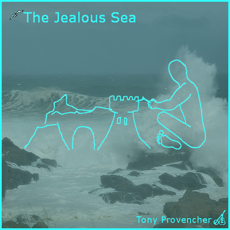 The Jealous Sea - Album Cover