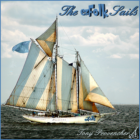 The ezFolk Sails - Album Cover