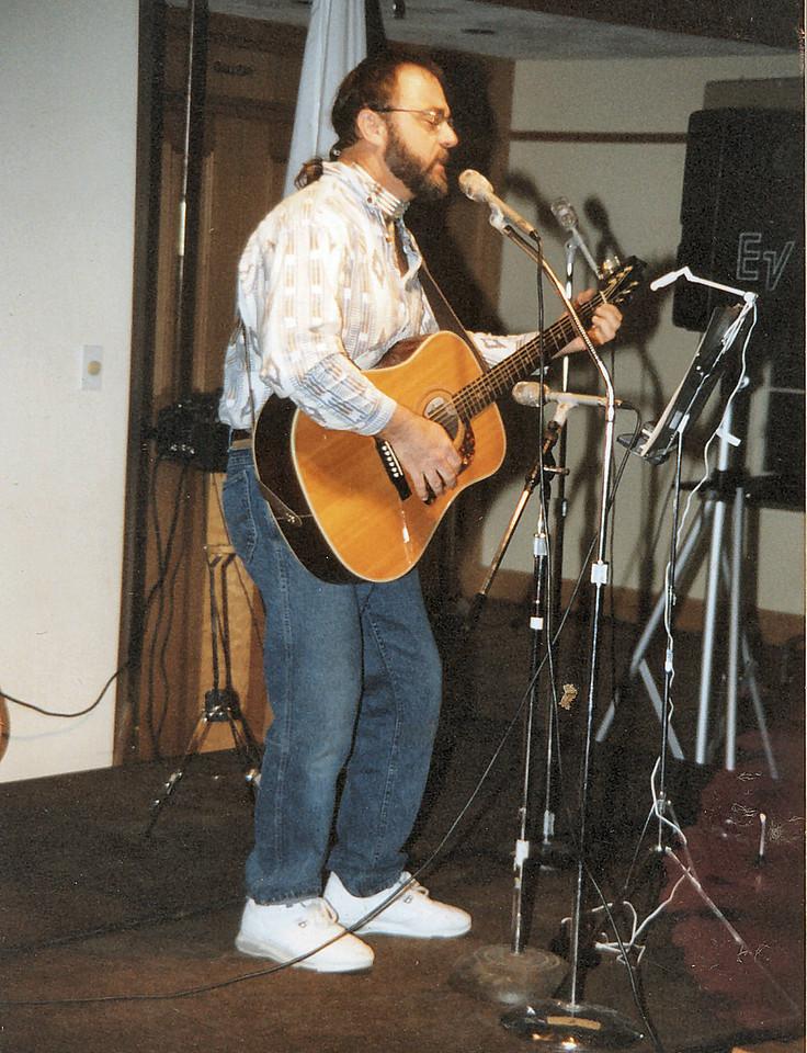 Canal Street Coffee House - 1995