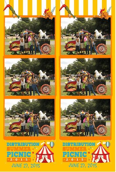 Carnival Circus Picnic