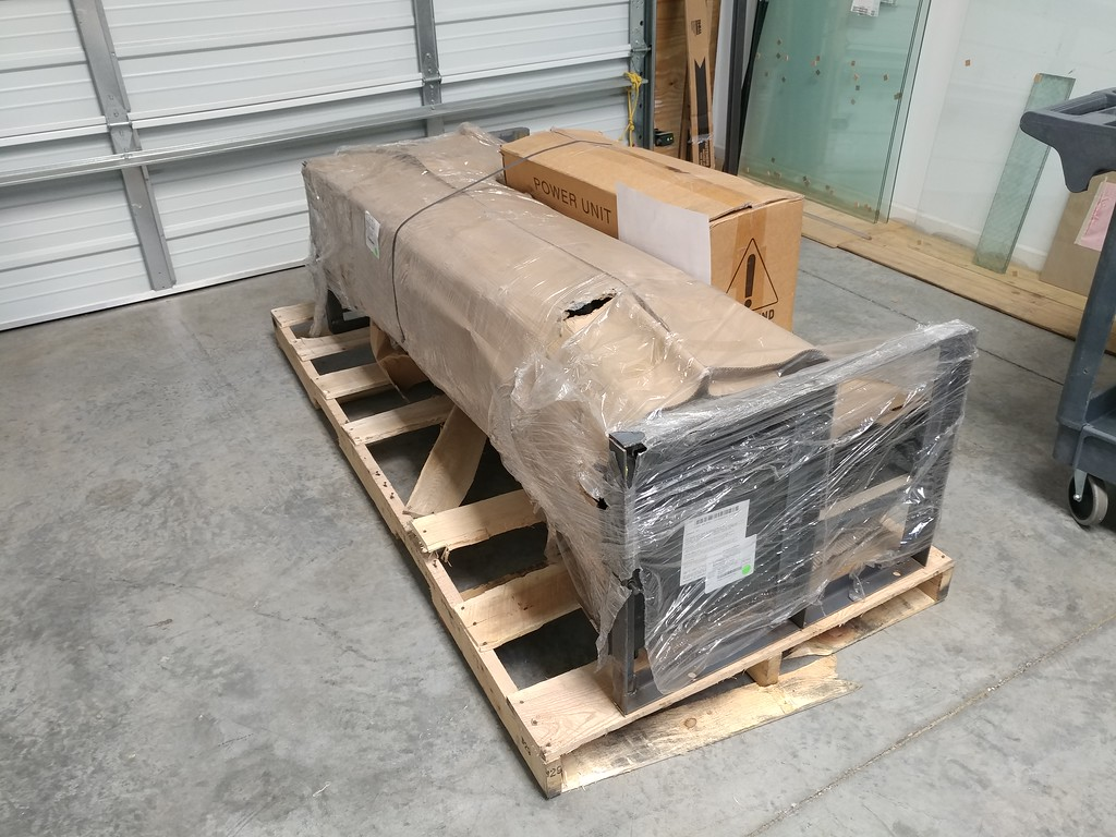 I ordered a Dannmar M-6 Portable Two Post Car Lift today