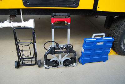 Variety of carriers.