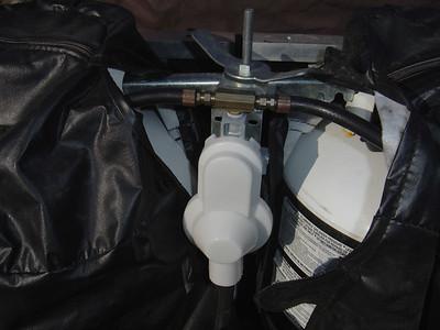 Gas cyinders presure regulator.
