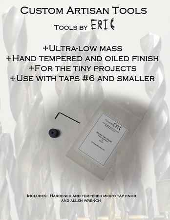 Micro Tap Knob - $20  Free USA Shipping