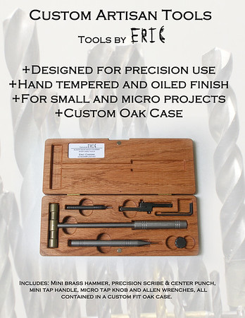 Mini Tapping Project Set - $110 . Free USA Shipping - 7 in Stock