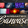Animated Canvases Collection 7