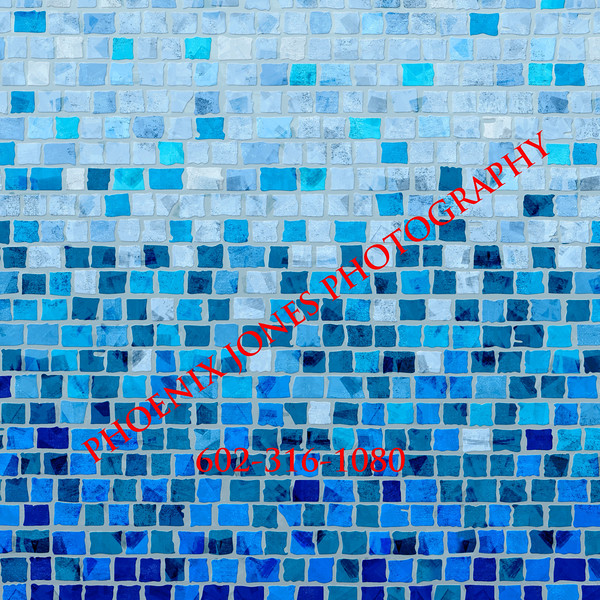 Blue Bricks_Square