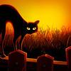Cat Stretch_Landscape