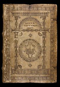 16th century Polish binding