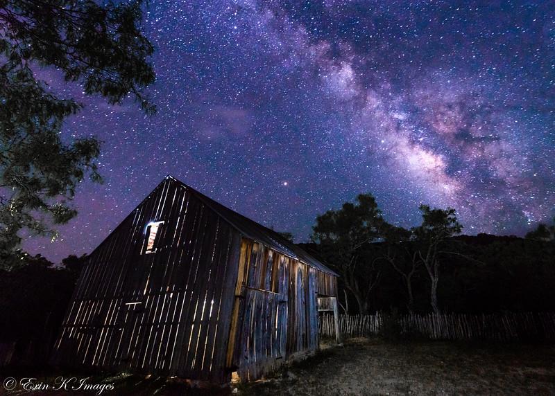 Nostalgic Night Sky
