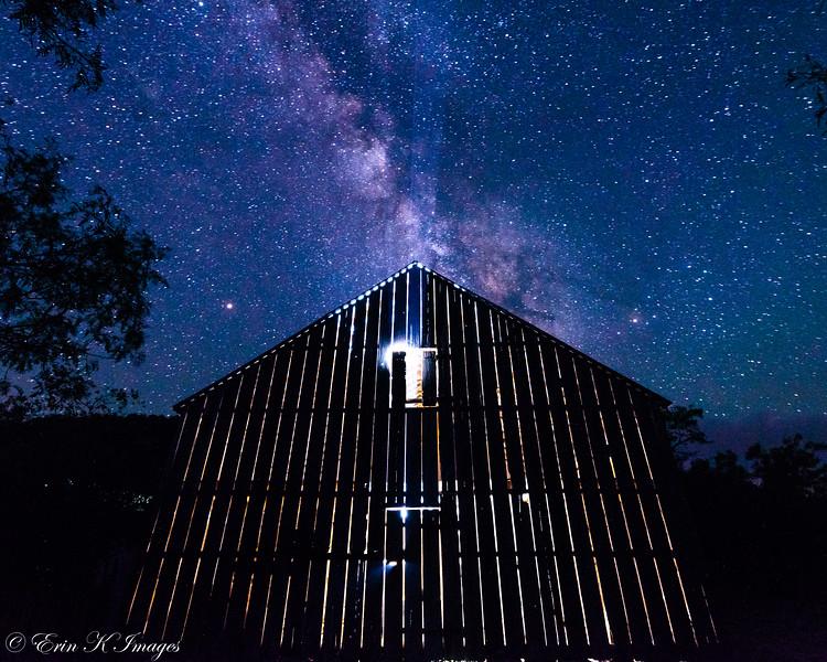 Barn Night Light