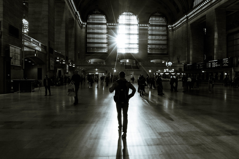 Morning, Grand Central