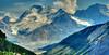 Columbia Ice Field, Jasper National Park  # 26-180HDRed3