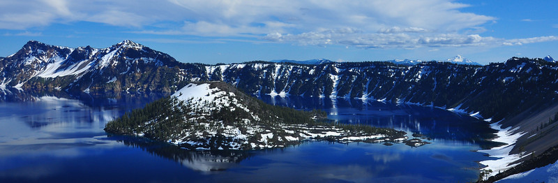 Crater Lake National Park, Oregon # 7-041P