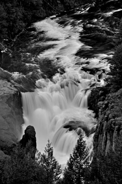 Lower Mesa Falls  # 265-148