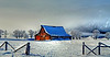 Moulton Barn, Tetons # 156-083HDR