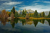 Schwabacher's Landing, Grand Teton National Park  # 2ed1