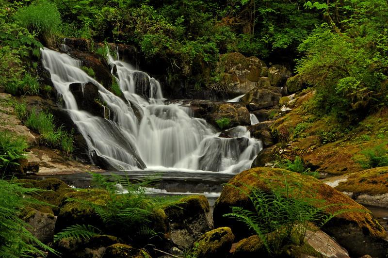 Beaver Creek Falls,Oregon  # 224-7/3/11