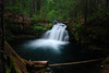 Whitehorse Falls, Umpqua National Forest, Oregon # 171-051