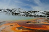 Grand Prismatic Spring, Yellowstone  # 242-229