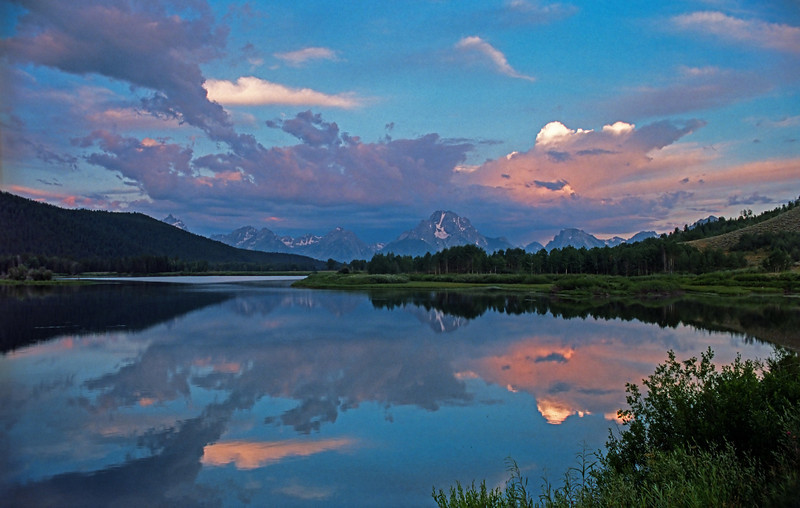 Oxbow Bend, Grand Teton National Park  # 13ed1