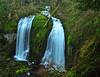Upper McCord Creek Falls  # 97-127