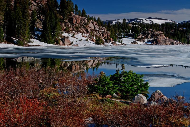Beartooth Pass, Montana # 99-028
