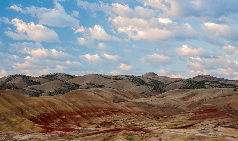 Painted Hills, Oregon # 70ed1