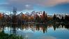 Beaver Pond, Tetons # 30-024
